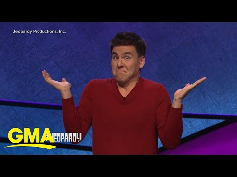 'Jeopardy!' superstars face off in first night of epic competition l GMA