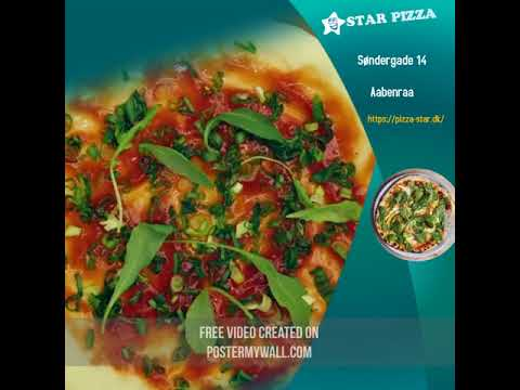 Star Pizza in Aabenraa