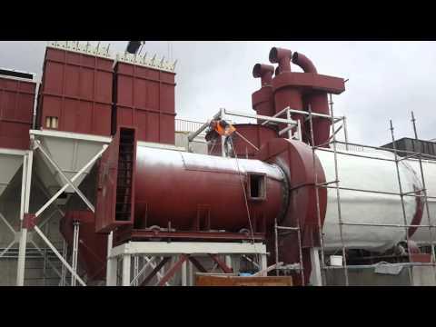 Видео применение Изоллата в Турции Turkish Petroleum