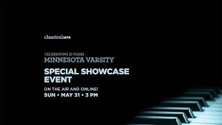 2020 Minnesota Varsity Showcase Concert