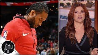 Kawhi, DeRozan and Paul George show the NBA is a messy business - Rachel Nichols | The Jump
