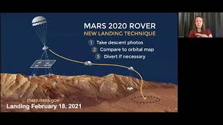 Seeking Signs of Ancient Life in Jezero Crater with the Mars 2020 Perseverance Rover