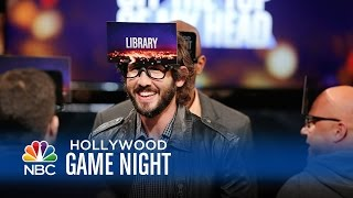 Ciara, Wanda Sykes & More Play Off the Top of My Head - Hollywood Game Night (Episode Highlight)