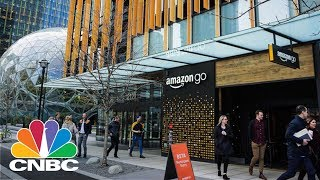 Amazon's 'Go' Checkout-Free Grocery Opens To Public | CNBC