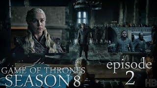 Game of Thrones Season 8 Episode 2 - Video Predictions!