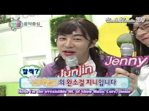 [Eng Subs] 20091010 IC with Junjin