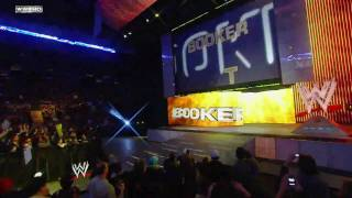 wwe Booker T returns and joins the SmackDown announce team