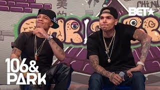 #TBT Bow Wow & Chris Brown's Guy Talk On Wooing The Ladies, Rihanna Collab & More | 106 & Park