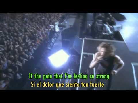 BON JOVI - This ain't a love song (lyrics - letra // subtitulado)