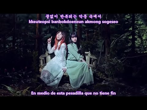 DREAMCATCHER - Good Night MV [Sub Español + Hangul + Rom] HD