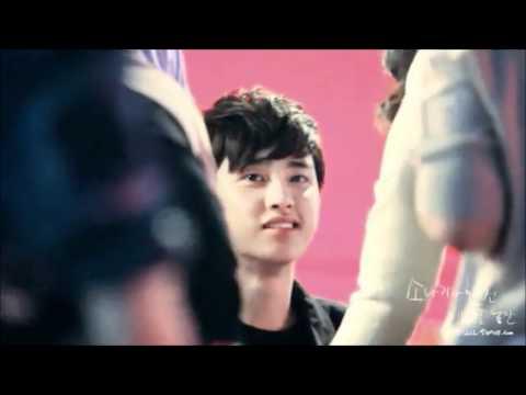 EXO D.O's (OoO) look to fan.wmv