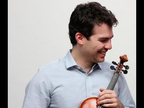 J.S. Bach Cello Suite no.1 | Marc Sabbah, viola