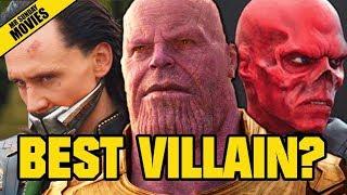 Best Comic Book Villain In The MCU (Before Avengers: Infinity War)