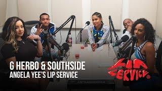 Angela Yee's Lip Service Feat. G Herbo & Southside