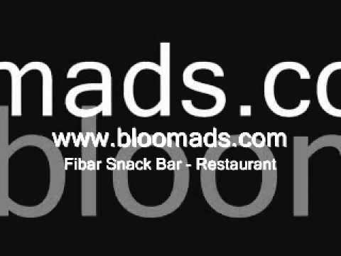 Bloom Ads - Fibar Snack Bar (Restaurant)