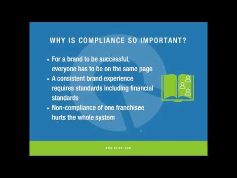 Webinar - Improving Franchisee Compliance with Qvinci