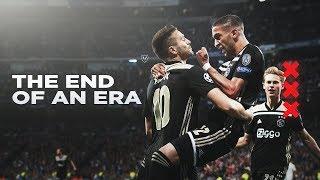 Ajax v Real Madrid 5-3 - End of an Era | Cinematic Highlights