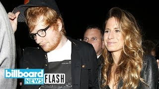 Ed Sheeran's Fiancée: 4 Things to Know About Cherry Seaborn | Billboard News Flash