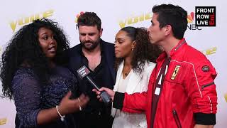 The Voice Season 14 Top 12 | Team Blake FIRST IMPRESSIONS Interview