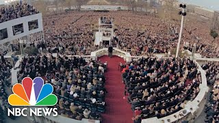 The History And Tradition Behind U.S. Presidential Inaugurations | NBC News NOW