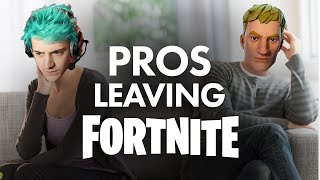 Fortnite Pros Hate Epic's Changes - Inside Gaming Daily