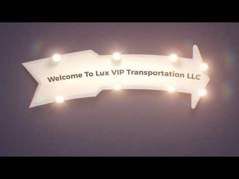 Lux VIP Transportation LLC : Airport Taxi Service in Naples, FL