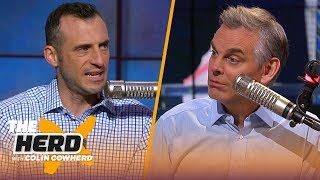 Mike McCarthy rebranded himself for Cowboys job, talks Panthers & more — Gottlieb | NFL | THE HERD