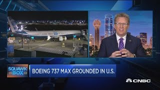 It's 'common sense' to ground the Boeing 737 Max 8: Transportation expert