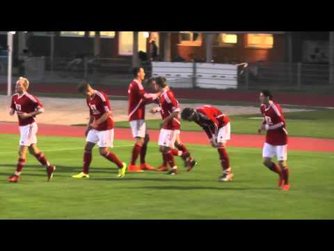 Tor von Till Mosler (TSV Uetersen) | ELBKICK.TV