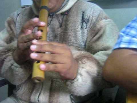Pajaro Campana - Quena - Guitarra - Perú