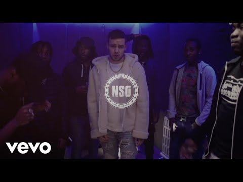 Liam Payne, NSG - Bedroom Floor (NSG Remix / Studio Video)