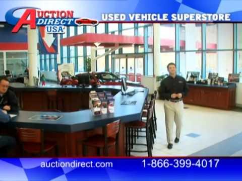 Auction Direct - Infomercial