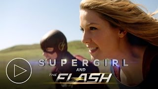 Supergirl x The Flash Crossover