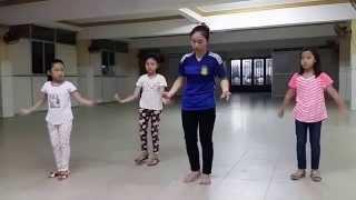 Các động tác múa