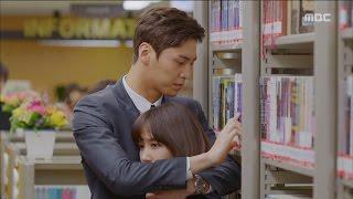 [Father I'll Take Care of You] 아버님 제가 모실게요- Lee Taehwan bears hug Park Eunbin 20161204