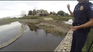 Cops Called While Fishing!