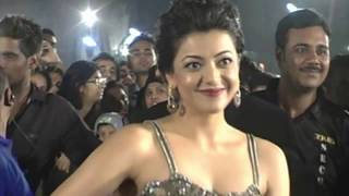 Kajal Agarwal  at At 59th Filmfare Awards 2014