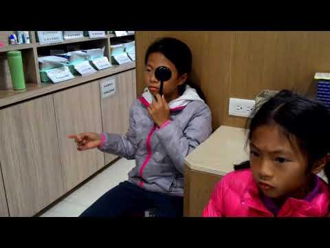 105學年度視力保健計劃影片徵選-國小組佳作 台南市海佃國小 重返美麗新視界