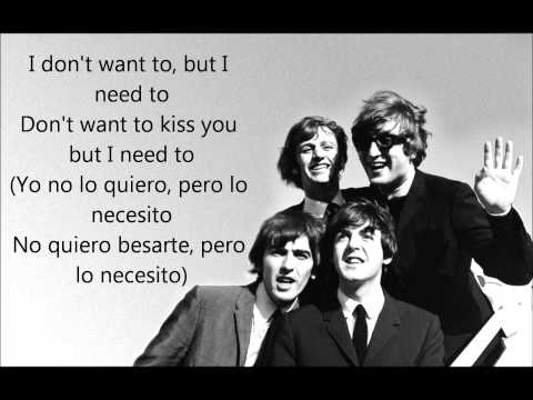 The Beatles-You really got a hold on me (letra-lyrics)