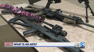 What is an AR-15 and how does it work?
