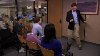 The Office: The Evolution of Dance by Andy