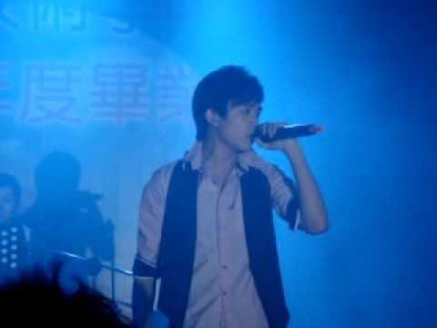 0612-張晉樵-握你的手(原唱:光良) 東方技術學院校園演唱---selina198187