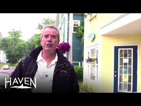Haven Season 4: Inside Haven 405 - Nova Scotia