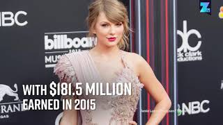 Taylor Swift breaks record for highest-grossing US female tour
