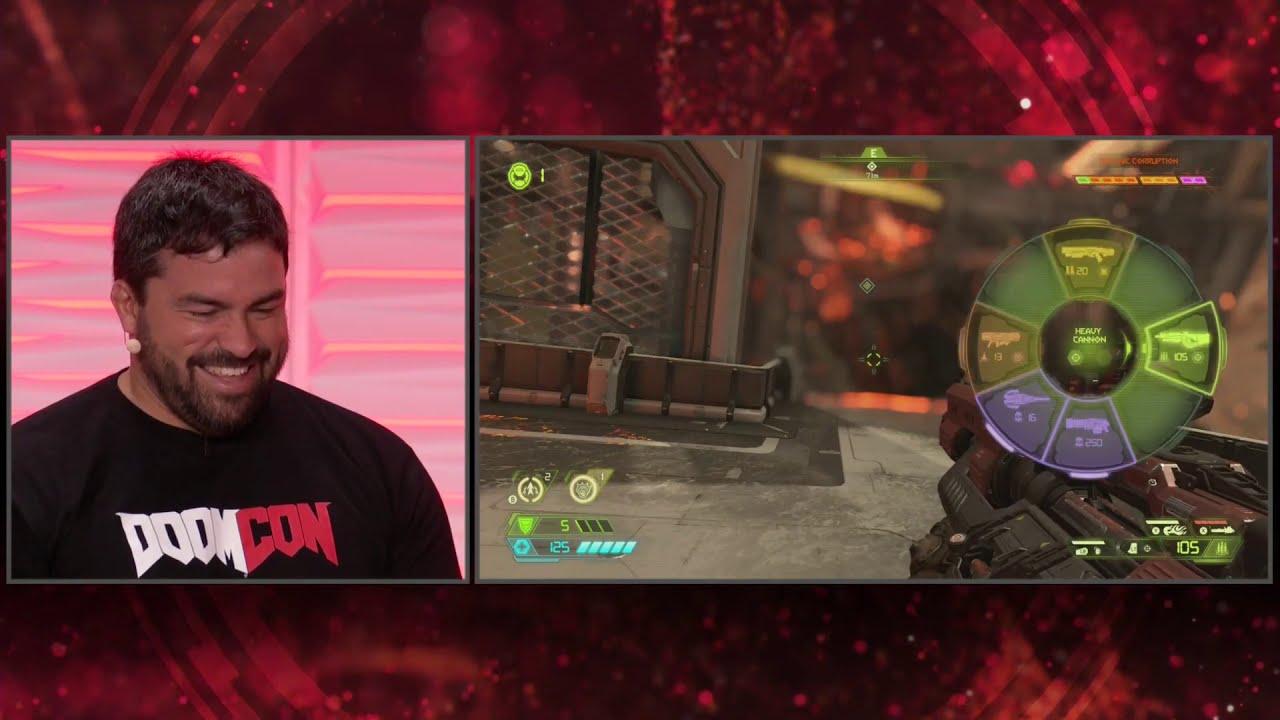 Quakecon 2019 | DOOM Eternal | 45 Minutes of Gameplay