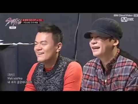 [JYP vs YG Battle] STRAY KIDS - Matryoshka (Changbin & Jisung) CUT