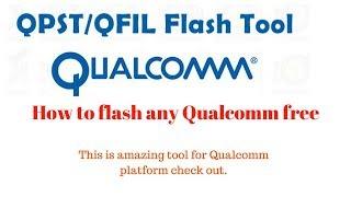 Lastest version Qualcomm tools -- QXDM, QPST, QCAT, QUD, QDART