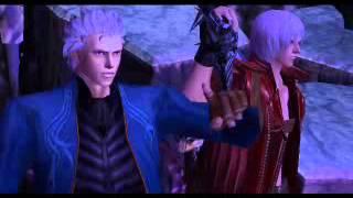 Devil May Cry 3 Dante vs Arkham