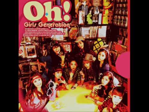 Oh! - SNSD (Girls Generation)
