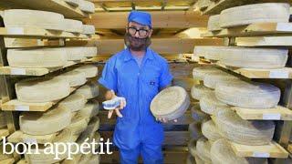 Inside the Cheese-Aging Caves 30 Feet Under Brooklyn | I Got a Guy | Bon Appétit
